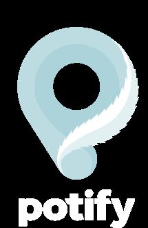 Potify logo